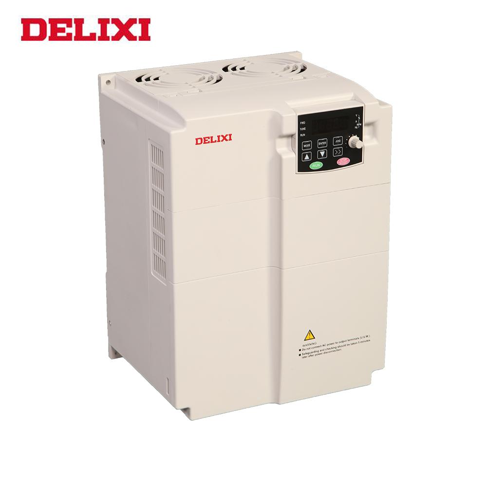 Triple Phase 220V 20 kva Torque Compensation Frequency Inverter