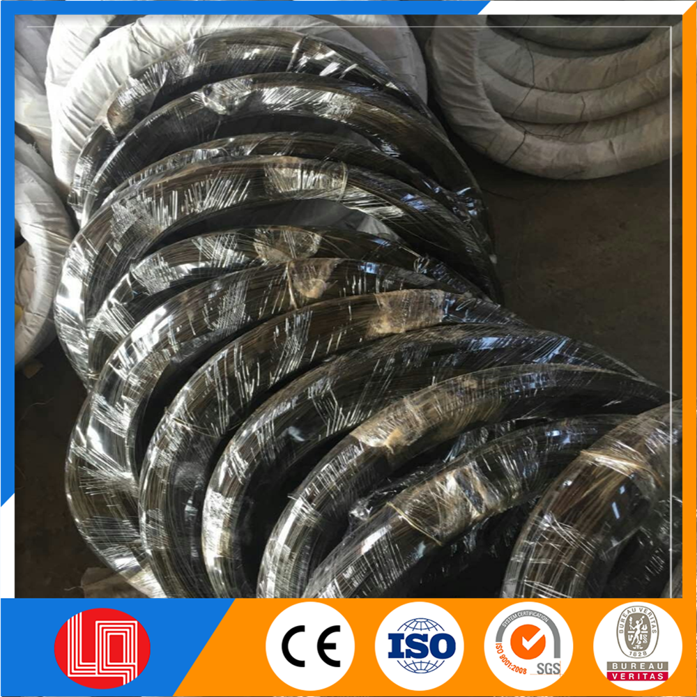 1.6mm Black Annealed MS Binding wire/Q195 low carbon wire