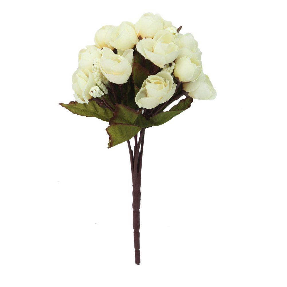 Cheap Ivory Artificial Roses Find Ivory Artificial Roses Deals On