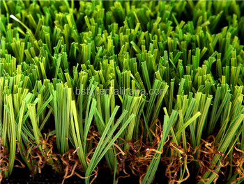 Pile Height 15mm-50mm 3/8 inch 4 color Artificial Grass For Home Garden and Leisure place Decoration Grass