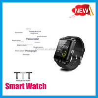 Bluetooth smart watch U8 Wrist Watch U8 smartWatch for For android smart watch phone