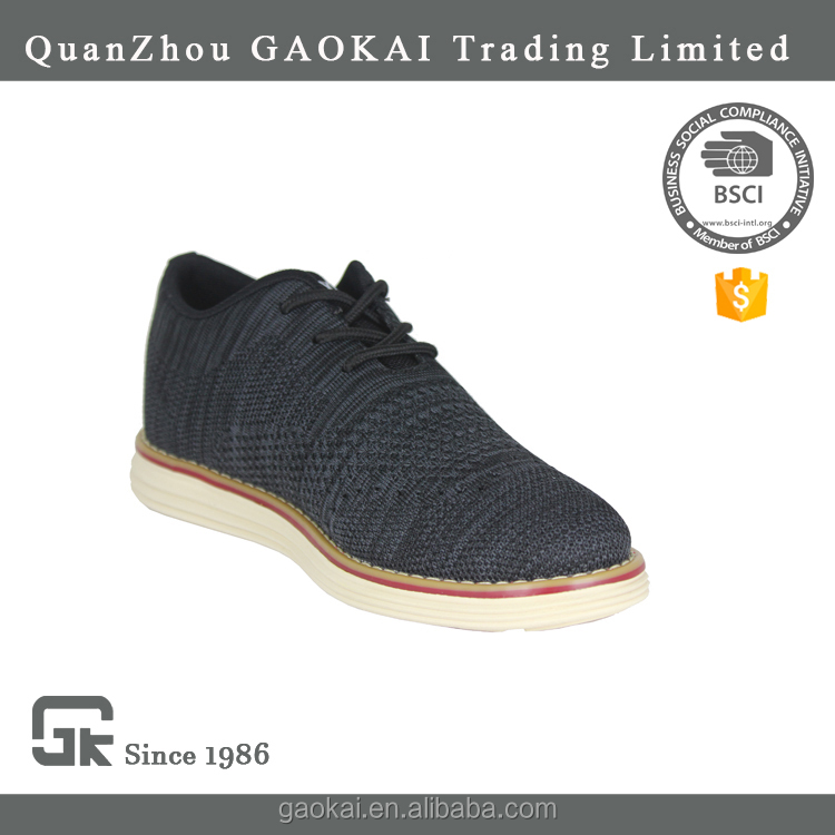 Lightweight sweatproof mesh lining custom sneakers for casual