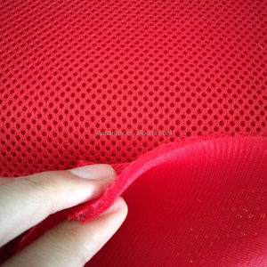 100% polyester fabric mesh 3d spacer