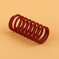 Cylindrical spring strong torsion spring various materials compression spring