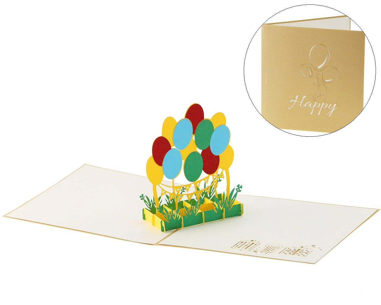 Paper Envelopes Nice Creative Hollow Out Kraft Paper Small Card With Envelope Birthday Holiday Greeting Message Card Christmas New Year Gift Card Superior Materials Mail & Shipping Supplies