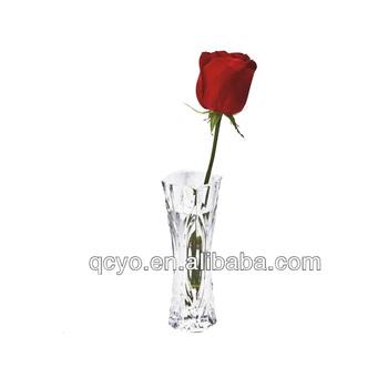 225 & Customized Acrylic Beautiful Transparent Home Decor Flower Vase Single Flower Vase Wholesale - Buy Home Decor Vase FlowerBeautiful Transparent Flower ...