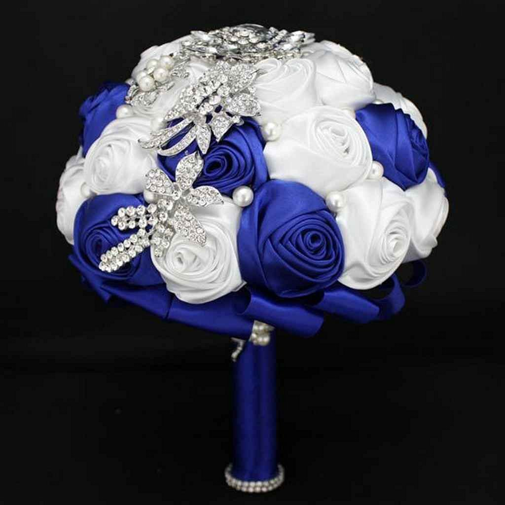 Buy Wedding Bouquet Bride Holding Flowers Elegant Simplicity