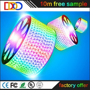 High quality 110v-120v /220v-240v led rgb strip 100m per roll or 50m per roll with competitive price