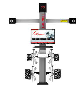 Launch X831T used 3D wheel alignment machine price of X831T