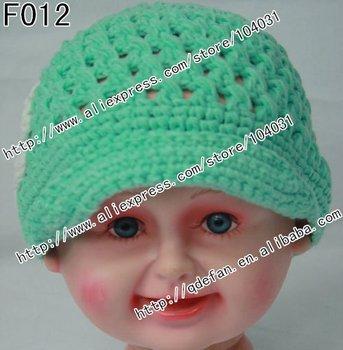 Wholesale 100% cotton newborn photo prop baby summer hats sun hat kids  beautiful baby gril 7bbaa7ae84d