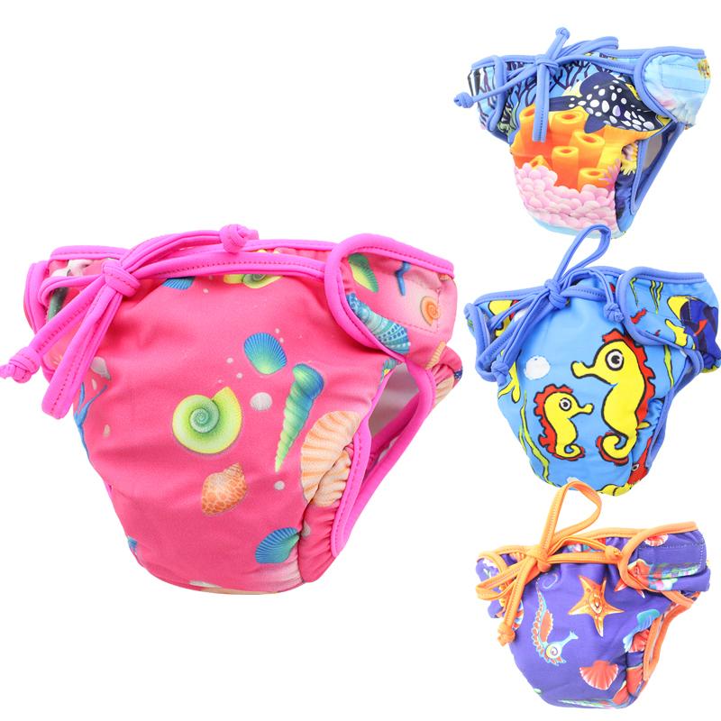 Novo design personalizado barato bebê swim fraldas fralda infantil breve para 0-3years