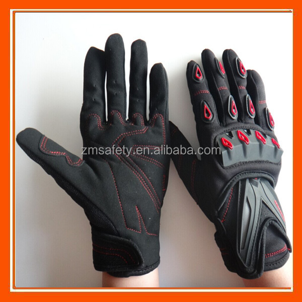 Outdoor Waterproof Synthetic Leather Motorcycle Gloves