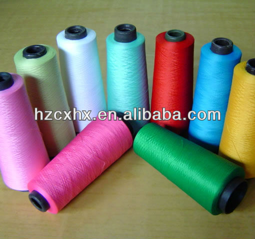 high tenacity polyester yarn Dope dyed polyester DTY filament yarn (FD,SD, BR)