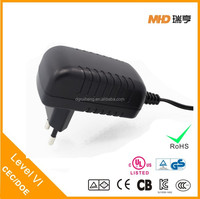 switch power supply with UL/KC/FCC/GS/PSE Approved