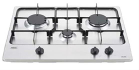 THREE SEALED BURNER GAS STOVE/COOKER/ Model: MP-B361B