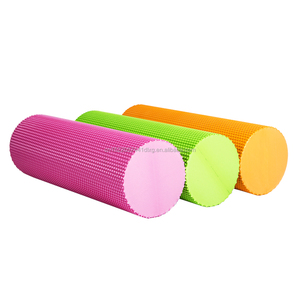 Wholesale high density new design customized Eva solid foam roller