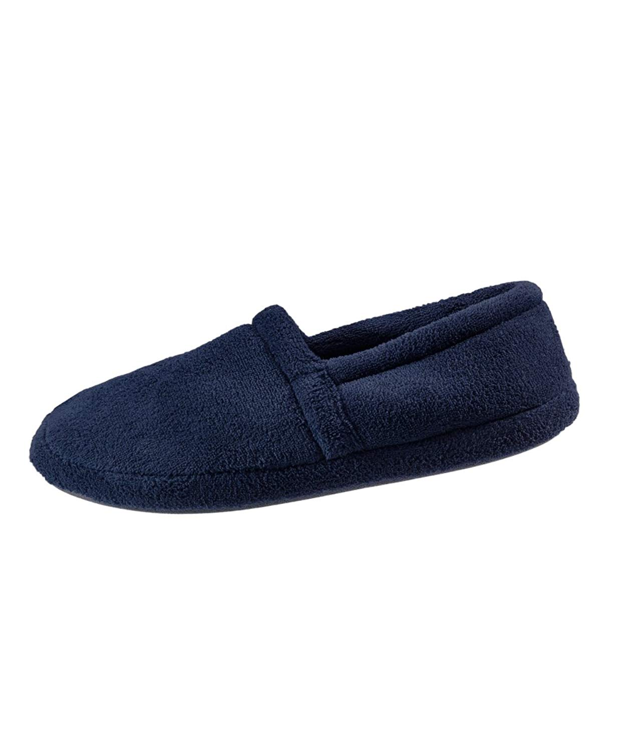 517ac8bd3cba Get Quotations · Most Comfortable Mens Slippers - Best Mens Slippers With  Memory Foam Comfort Slippers - Wide Mens