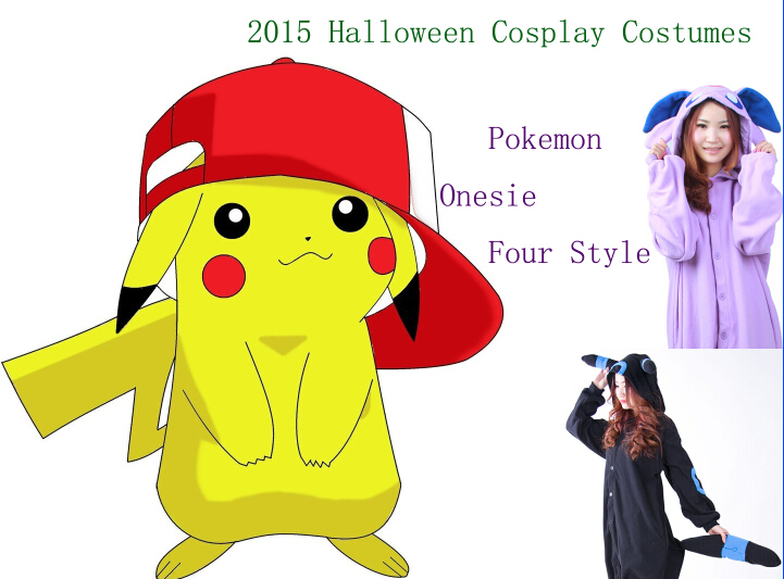 Get Quotations · Fashion Pokemon Umbreon Espeon Halloween Party Costume  Cosplay Pajama Pyjama adults onesie for women jumpsuit romper 8cc993bc5