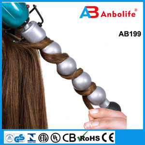 Wholesale Professional Rotating Curling Iron Hair Curlers Pro Marcel Iron Curling Iron