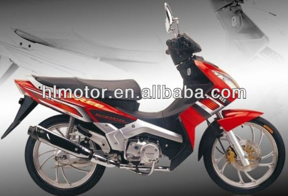 2014 new Cheap 110cc auto clutch 4 stroke JFREE cub motorcycle