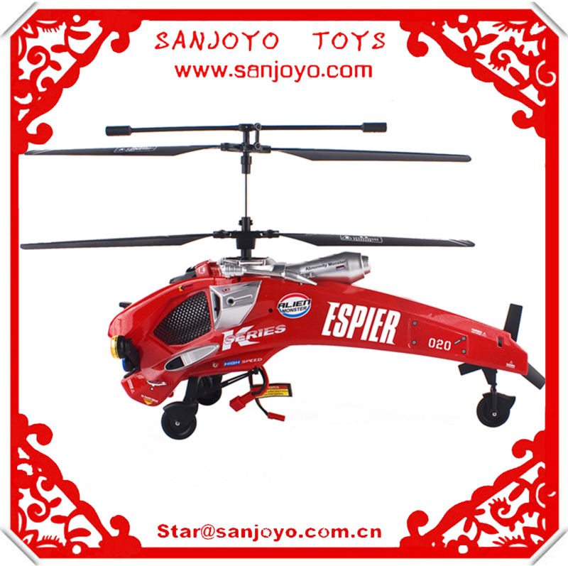 KOOME Patented! Big 4ch fly dragonfly rc helicopter K020 rc Airplane