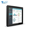 17 inch Industrial Multi Capacitive Touch Screen Panel PC for Ubuntu Linux win7/10 System