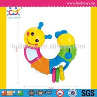 2016 Huile Toys plastic baby rattle toys for kids