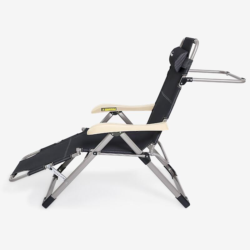 Wholesale Office Chair Adjustable Armrest Lightweight Folding Beach Lounge Chair