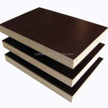 18mm black film WBP glue film faced plywood for construction use for African market