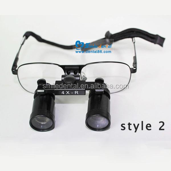 6.5X Frame Loupe Binocular Kepler Brand New FD-502K 550Mm Magnifier Magnifyin xi