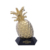 custom metal gold pineapple trophy for souvenir