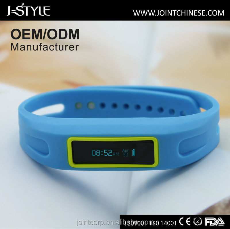Activity tracker fitbit with factory price good bluetooth pedometer smart bracelet wrist watch pedometer for kids