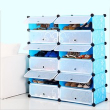 PP material cube DIY closet wardrobe storage for home