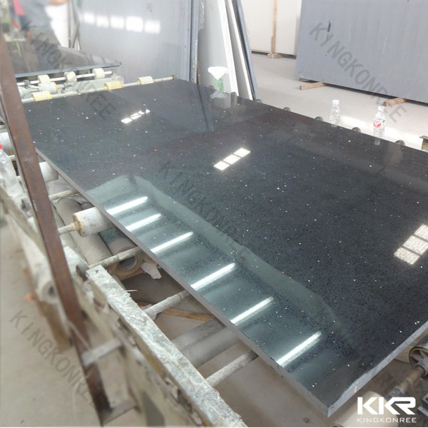 same material with Zodiaq Quartz made by KKR