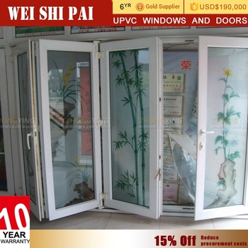 Mosquito Net Soundproof Patio Commercial Folding Doorspella