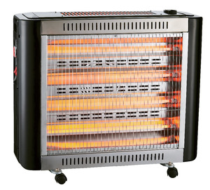 big electric quartz radiant heaters with fan and humidifier