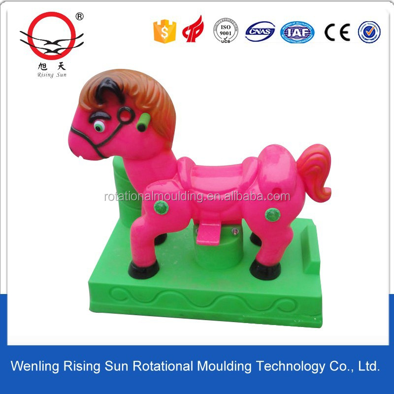 supply OEM plastic kids car toys by rotational mould , rotomoulding children toys