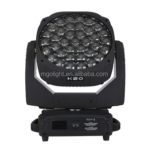 hot sale product beehive k20 37pcs 15w 4in1 led moving light