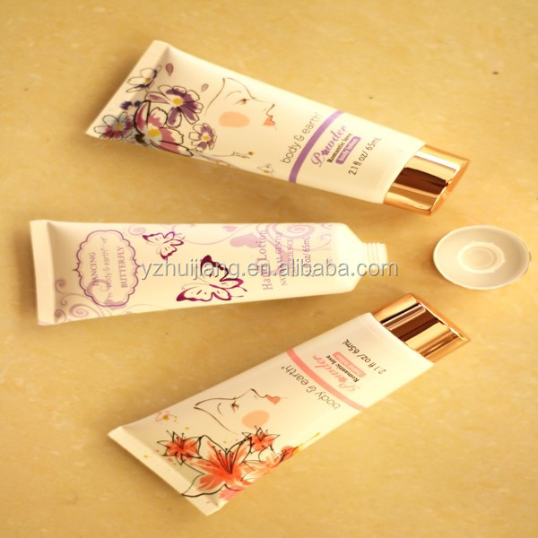 2016 new design refresher facial toner cosmetics tube