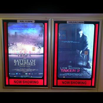 Malaysia Frame Led Photo Movie Poster Light Box Product On Alibaba