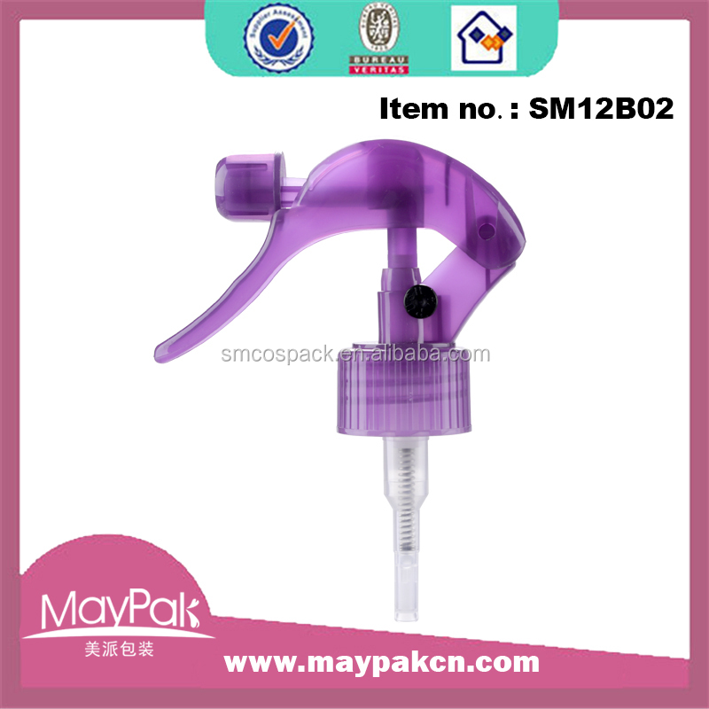 24/410 ribbed mini trigger sprayer for perfumes