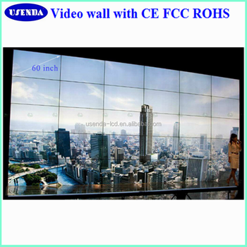 Cheap 42inch 20mm Led Background Color Video Wall With Samsung Panel - Buy  Cheap Led Video Wall,Cheap Led Video Wall,Matrix Led Tv Panel Product on