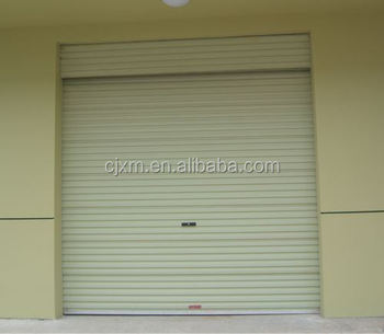 interior roll up door. Automatic Electric Interior Galvanized Steel Roll Up Door