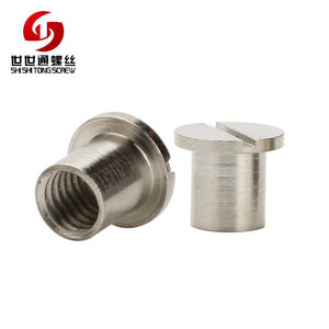 Customized Stainless Steel Turning Components Cnc Machined Small Metal Parts