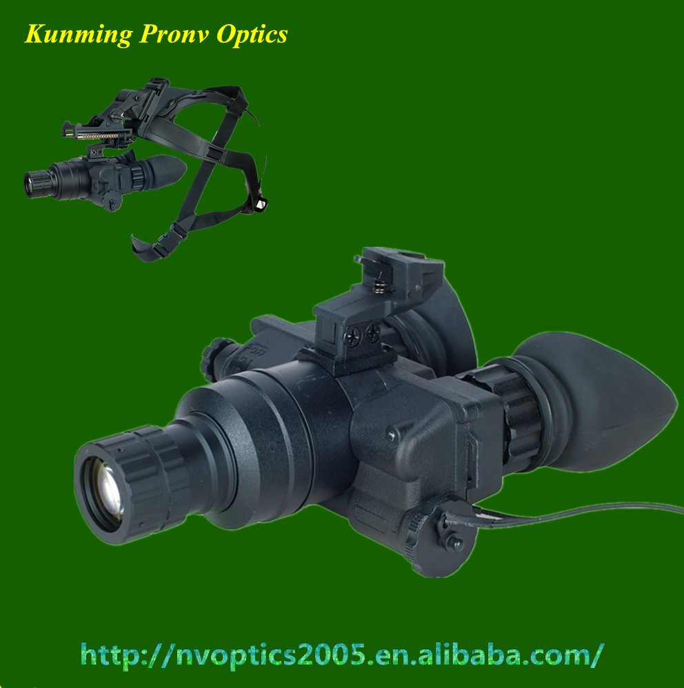 weather resistant night vision goggles for law enforcement