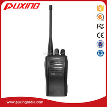OEM PX-666 PUXING <span class=keywords><strong>rádio</strong></span> em dois sentidos Handheld UHF 4 w Walkie Talkie