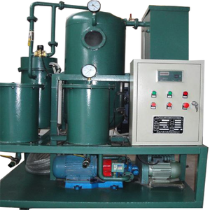 lube oil dewatering/degassing/demulsification machine,oil purification plant