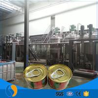 Canned tomato jam making machine