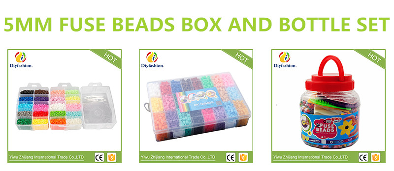 New design Water Beads 20colors box Set AquaBeads toys puzzle