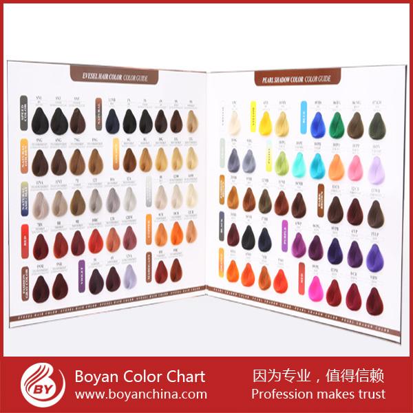 Alibaba Pelo Sombra Muestra Libro - Buy Pantone Color Swatch,Seda ...